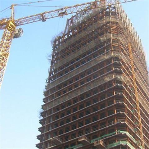 高层建筑钢结构框架