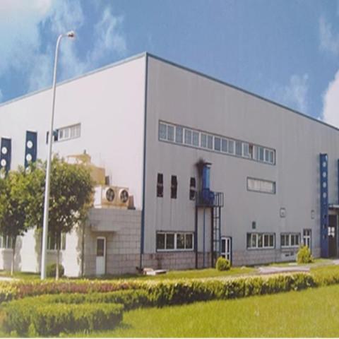 制造业钢结构厂房