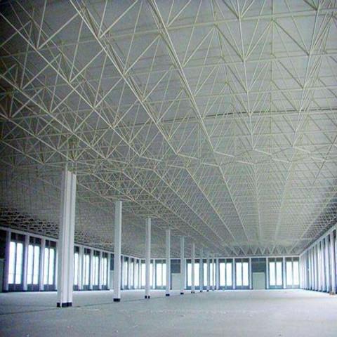 展馆网架钢结构