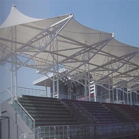 体育馆网架钢结构