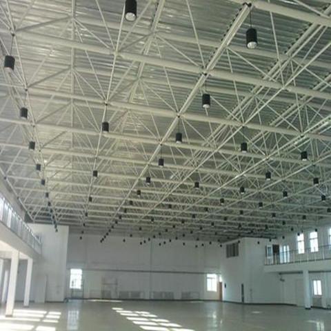 车站网架钢结构
