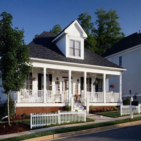 现代钢结构别墅