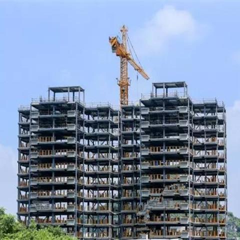 山东高层钢结构框架