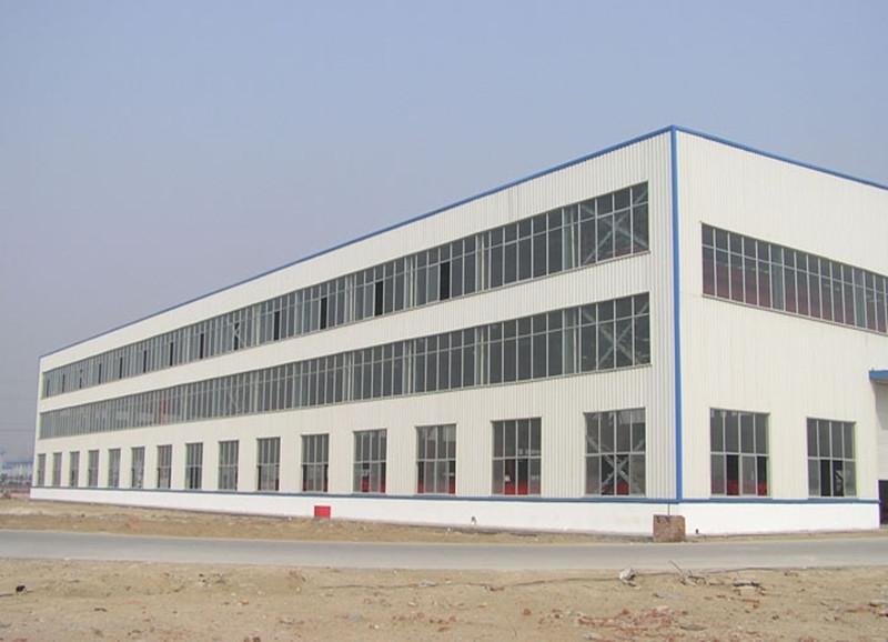 北京兴芳伟业汽车贸易有限公司(钢结构厂房车间)
