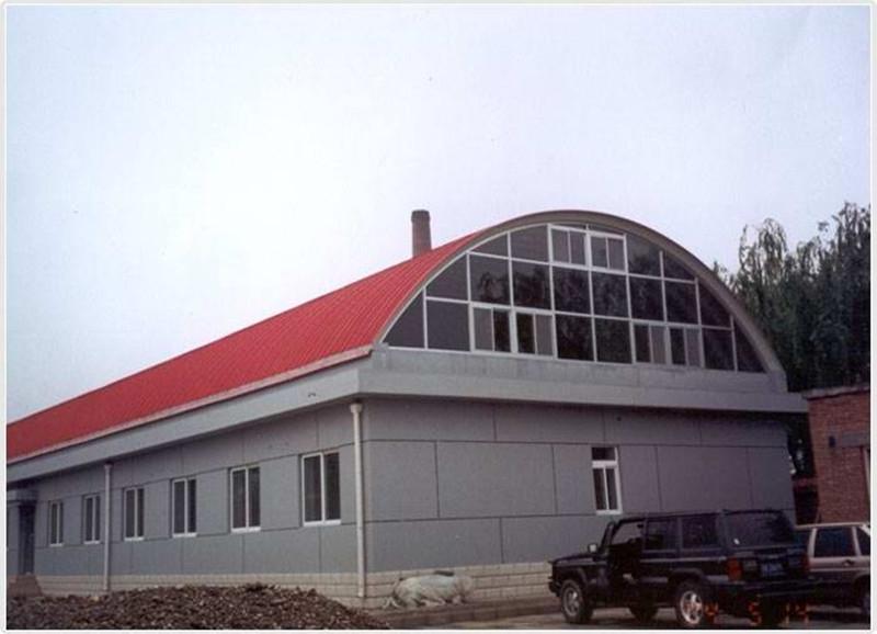 北京奥北七里农业科技发展有限公司钢结构工程