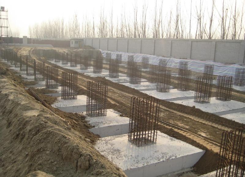 内丘大北农农牧食品有限公司钢结构工程